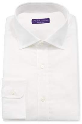 Ralph Lauren Men's Cotton Flannel Dress Shirt