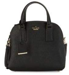 Kate Spade Cameron Street Small Lottie Leather Satchel