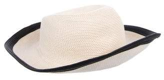 Eric Javits Wide-Brimmed Sun Hat