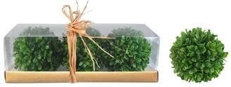 Sonoma Goods For Life SONOMA Goods for Life Artificial Boxwood Ball Vase Filler 3-piece Set