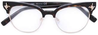 DSQUARED2 Eyewear Babe Wire emblem glasses