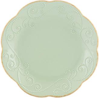 Lenox Dinnerware, Set of 4 French Perle Ice Blue Dessert Plates