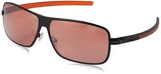 Tag Heuer Unisex-Adult 66 0988 204 631203 66 0988 204 631203 Polarized Square Sunglasses