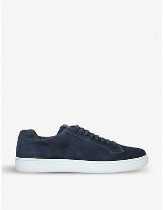 Church's Mirfield suede trainers