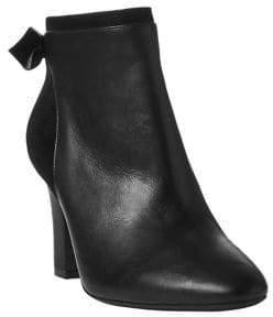 Lauren Ralph Lauren Suede Leather Booties