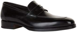 Tom Ford Leather Wessex Penny Loafers