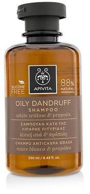 Apivita NEW Oily Dandruff Shampoo with White Willow & Propolis (For Oily 250ml