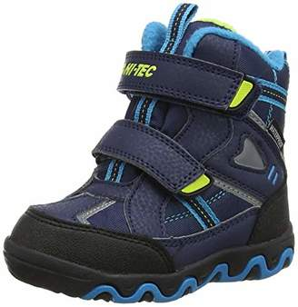 Hi-Tec Boys' Blizzard Child High Rise Hiking Boots,8 (27 EU)