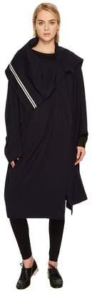 Yohji Yamamoto Y's by U-Designe Sleeve Cape Women's Coat