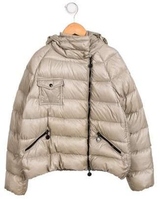 Moncler Girls' Down Puffer Jacket