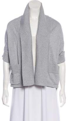 Barbara Bui Open Front Knit Cardigan