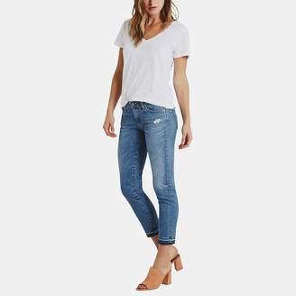 AG Jeans Stilt Crop Skinny Jean in 21 Years Breathless