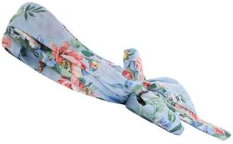 Zimmermann Printed Turban Headscarf