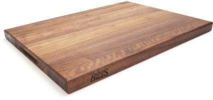 John Boos Co & Co.® Reversible Walnut Cutting Board