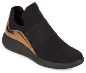 Donna Karan Cory Slip-On Sneakers