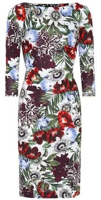 Erdem Floral-printed dress