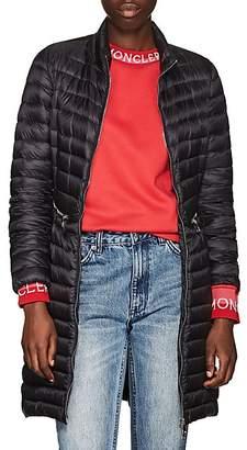 Moncler Women's Long Puffer Jacket - Black