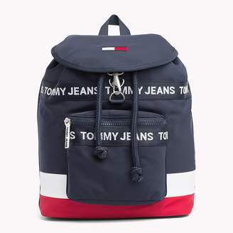 Tommy Hilfiger Logo Tape Heritage Backpack