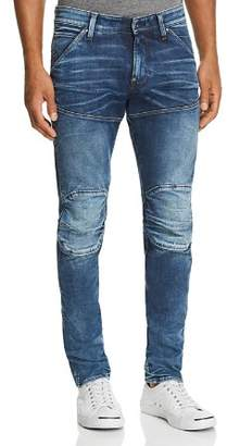 G Star 5620 Skinny Fit Jeans in Medium Aged