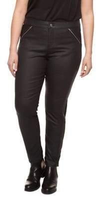 Dex Plus Super Skinny Zip Pocket Pants