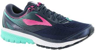Brooks Women's Ghost 10 Running Shoe (BRK-120246 1B 3935920 5.5 PUR/PNK/TEA)