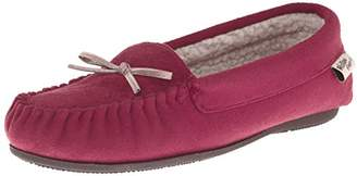 Western Chief Women's Plush Slipper Moccasin