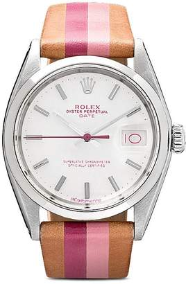 Rolex La Californienne Pink Sunrise watch