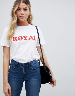 Missguided Royal T-Shirt