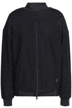 Koral Paneled Stretch And Jacquard Jacket