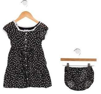 Ralph Lauren Girls' Printed Two-Piece Dress Set w/ Tags