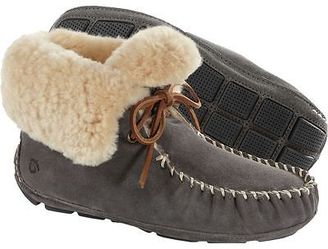 Acorn Sheepskin Moxie Boot - Women's Stone 6.0 $149.95 thestylecure.com