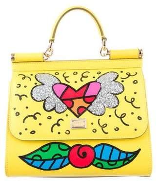 Dolce & Gabbana Limited Edition Medium Miss Sicily Bag
