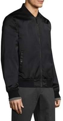 Bonobos Slim-Fit Moto Bomber Jacket