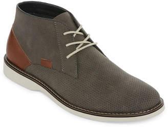 Jf J.Ferrar Leander Mens Chukka Boots