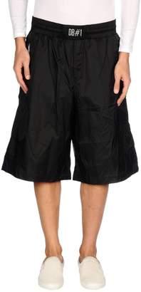 Bikkembergs 3/4-length shorts
