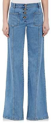 Chloé Women's Wide-Leg Jeans