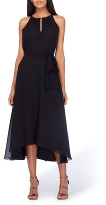 Women's Tahari Belted Midi Dress $128 thestylecure.com