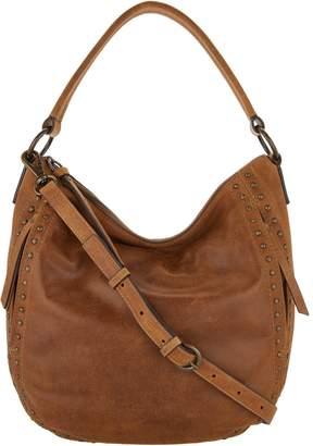 Frye & Co. & co. Leather Stud Hobo Bag - Victoria
