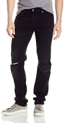 7 For All Mankind Men's Tapered Straight Leg Jean in