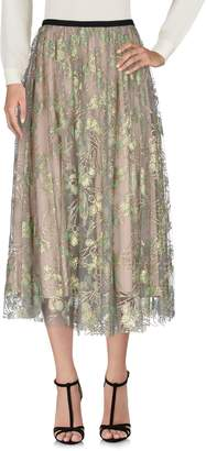 MSGM Long skirts - Item 35323166GL