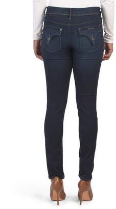 Collin Flap Pocket Skinny Ankle Jeans