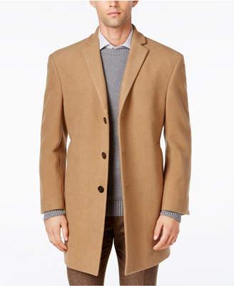 Calvin Klein Men Prosper X-Fit Overcoat