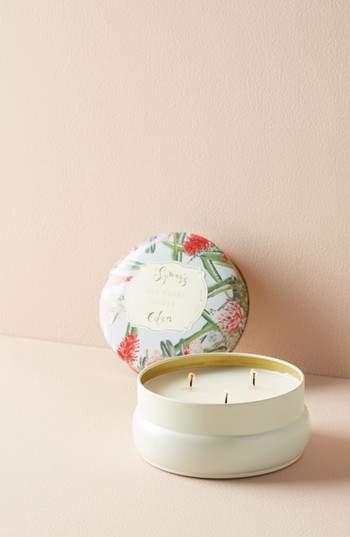 Spring's Eden Candle Tin