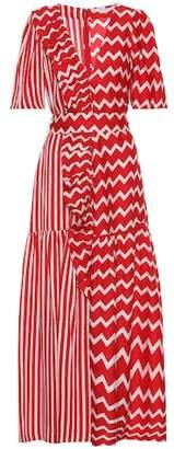 Stella McCartney Silk jacquard dress
