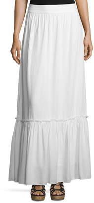Splendid Crosshatch Prairie Maxi Skirt