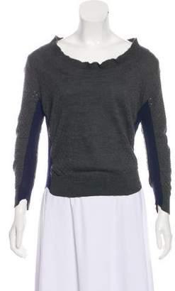 Junya Watanabe Rib Knit Sweater