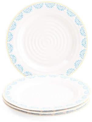 at TJ Maxx 4pk Outdoor Medallion Melamine Dinner Plates  sc 1 st  ShopStyle & Outdoor Dinner Plates - ShopStyle