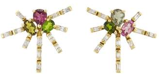 Noga Eva Bellis Stud Earrings