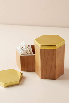 At Anthropologie · Anthropologie Orion Canister