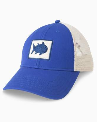 Fly London Southern Tide Gameday Skipjack Patch Trucker Hat